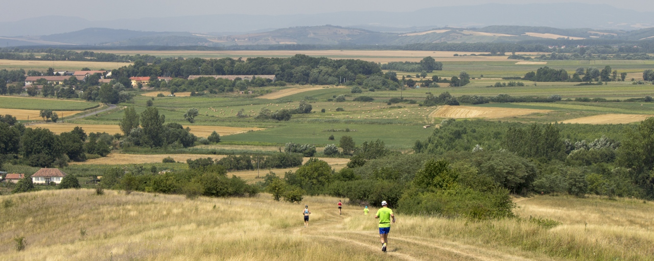 Trail running competitions