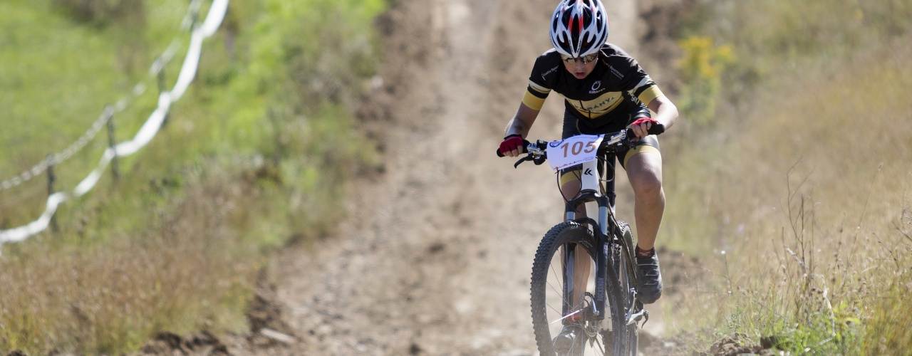 Mountain bike competitions